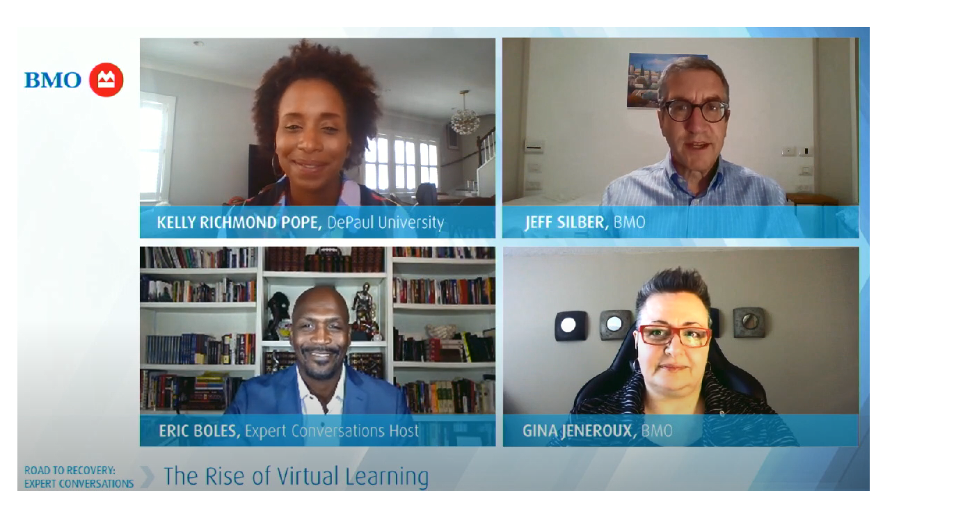 The Rise of Virtual Learning Panel